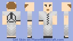 SCP-1848 Minecraft Skin