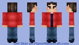 Jack Torrance Minecraft Skin