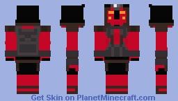 Four Arms | Sumo Slammer | OS Minecraft Skin