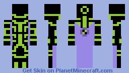 Upgrade   Young   OV Minecraft Skin