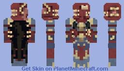 BellRiver Overlord Minecraft Skin