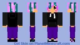 Skin Request from Ruby hearts Minecraft Skin