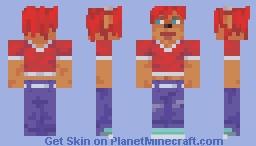 Lammy - Um Jammer Lammy Minecraft Skin