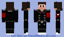 Pink Floyd-Roger Waters (the wall live) Minecraft Skin