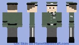 SS Polizei Minecraft Skin
