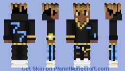 Juice Wrld (edited) Minecraft Skin