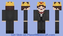 Simon (Adventure Time) Fix- Minecraft Skin
