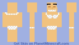 Apparel status: DELETED Minecraft Skin