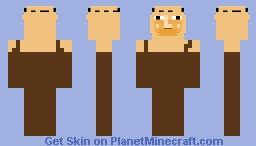 cut along X axis Minecraft Skin