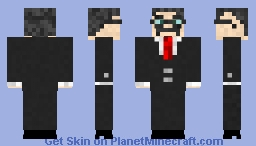 Trotsky Contract Minecraft Skin