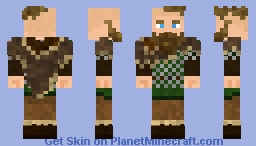 Viking 2 Minecraft Skin
