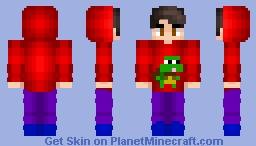 Big Chunk Minecraft Skin
