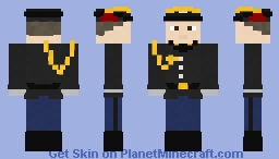 Republican Guard (France) Minecraft Skin