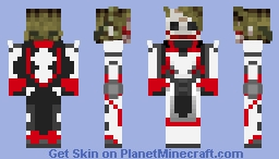 Joker - Quantum Suit Minecraft Skin