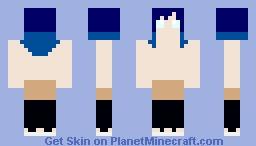 Inosuke Hashibira Demon SLayers Minecraft Skin