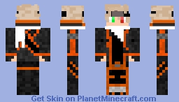 My custom skin Minecraft Skin