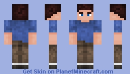 Shading Experiment 1 Minecraft Skin