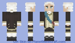 [LOTC] Frenchman Minecraft Skin