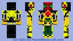 Kamen Rider Zero-One TatobaSinging OOO Minecraft Skin