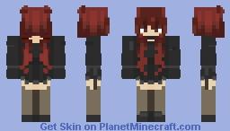 Idk what to name u Minecraft Skin
