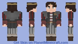 ~The Young Lord~ Minecraft Skin