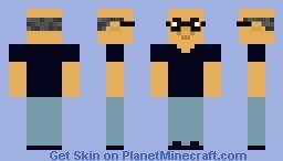 danny devito ~~ Minecraft Skin