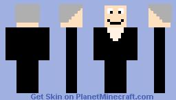 Him Minecraft Skin