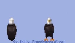 A Eagle Minecraft Skin