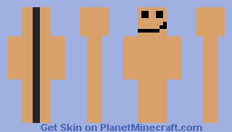 amazon box human Minecraft Skin
