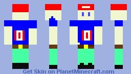 Unamed_Skin_Flag_Canada Minecraft Skin