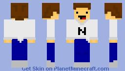 JustNewBoi {Remastered} Minecraft Skin