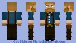 Rancher (Hunting Gloves) Minecraft Skin