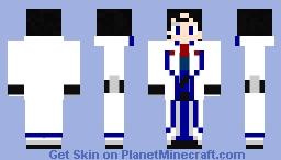 RWBY Gen. James Ironwood (Fan-Design) Minecraft Skin