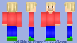 Azoge Minecraft Skin
