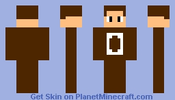 my new daechu skin Minecraft Skin