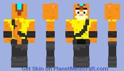 Little Cato (Final Space) Minecraft Skin