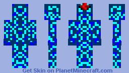 Diamond Will Minecraft Skin