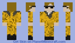 Ace Rimmer (Red Dwarf) Minecraft Skin