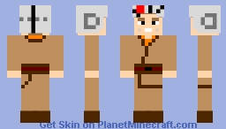 Anakin Skywalker (Child, Prequel) Minecraft Skin