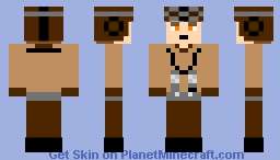 Naboo Fighter Pilot (Prequel) Minecraft Skin