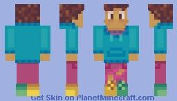 my brother's skin Minecraft Skin