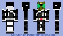 DARK DECADE Minecraft Skin