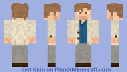 Summer Suit Minecraft Skin