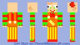 Trickster baldi Minecraft Skin
