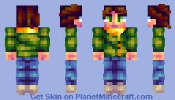 Alex [Stardew Valley] Minecraft Skin