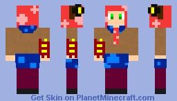 amantia Minecraft Skin