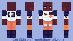 """""""𝗛𝗲𝗹𝗹𝗼 𝗰𝗿𝗲𝘄 𝘁𝗵𝗶𝘀 𝗶𝘀 𝘆𝗼𝘂𝗿 𝗰𝗮𝗽𝘁𝗮𝗶𝗻 𝗝𝗼𝘀𝗲𝗽𝗵 𝗕𝗿𝗮𝗻𝗱 𝘀𝗽𝗲𝗮𝗸𝗶𝗻𝗴, 𝗽𝗹𝗲𝗮𝘀𝗲 𝗿𝗲𝗽𝗼𝗿𝘁 𝘁𝗼 𝘁𝗵𝗲 𝗱𝗲𝗰𝗸."""" Minecraft Skin"""