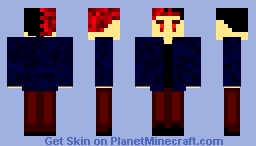 The Woodland Massacre - Landon Minecraft Skin