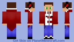 EpictheRobot Minecraft Skin