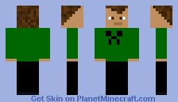 Me 😎 Minecraft Skin